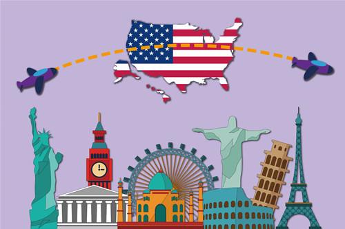 海外留学移民