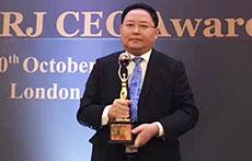 """津桥国际创始人赵鹏先生荣获""""The-BURJ-CEO""""全球教育成就奖"""