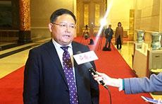 津桥国际教育创始人、董事长赵鹏接受中国网记者采访
