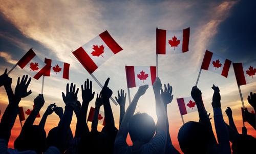 全家移民加拿大