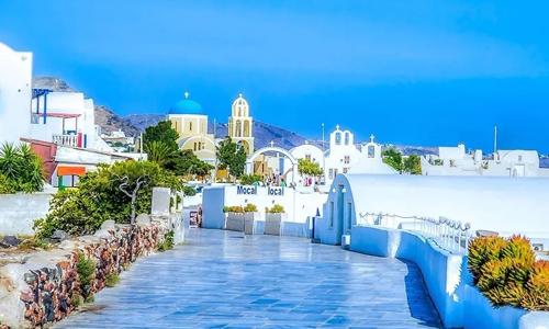 (一)欧洲旅游不可错过的希腊美景