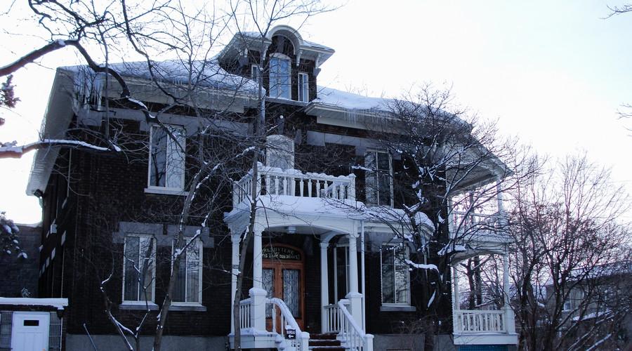 我所见过最好玩的冬天,就在加拿大的节日里!