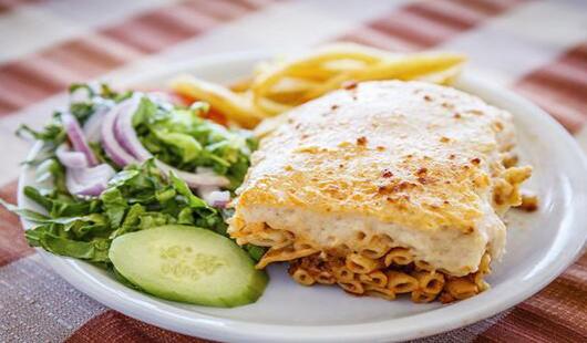 传统的希腊菜都有哪些