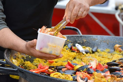 解读:西班牙 * 的美食介绍