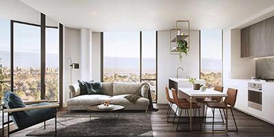 澳洲墨尔本博士山豪华公寓