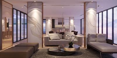 泰国曼谷财富公馆公寓