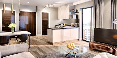 英国利物浦The Tannery 高端公寓