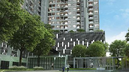 泰国曼谷月盈新苑公寓