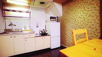 日本大阪黑门一番公寓