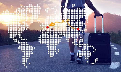 移民海外的人群增多,背后的原因是?