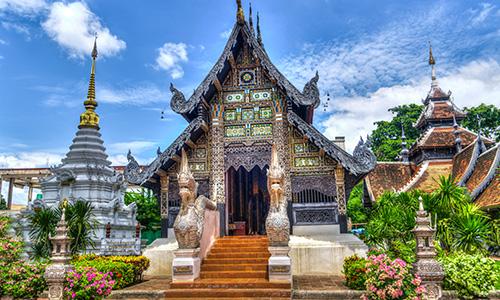 泰国旅游警察为武汉加油,为中国加油