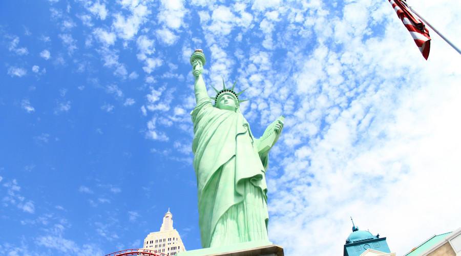 纽约,纽约!