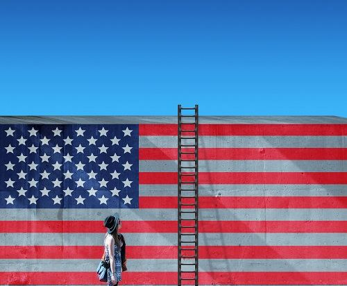 移民美国再留学