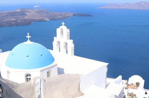 希腊是西方文明的发祥地,创造过灿烂的古代文化!