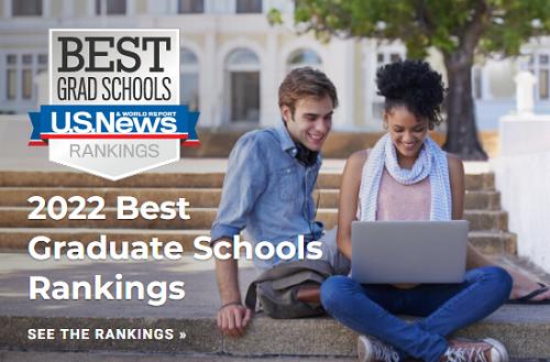 2022 U.S. News 全美最佳研究生院校排名发布